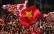 Phóng viên Hàn Quốc choáng ngợp trước sự cuồng nhiệt của CĐV Việt Nam