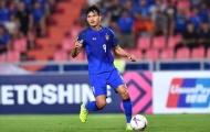 'Máy ghi bàn' Kraisorn nói điều bất ngờ về cơ hội phá kỷ lục tại AFF Cup