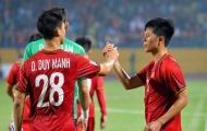 Duy Mạnh - Đình Trọng - Ngọc Hải và lá chắn thép của tuyển Việt Nam