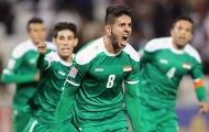 Iraq - đối thủ của tuyển Việt Nam trong trận ra quân ở Asian Cup 2019