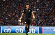 Tuyển Thái Lan trước nguy cơ mất thủ môn số 1 ở Asian Cup 2019