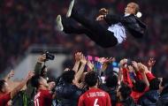 HLV Park Hang-seo - tuổi mới và kỳ vọng mới cùng bóng đá Việt Nam
