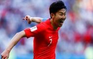 Son Heung-min và những ngôi sao tấn công hàng đầu tại Asian Cup