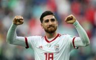 Tuyển Iran có 2 cái tên trong top 5 cầu thủ đắt giá nhất Asian Cup