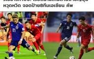 Báo Thái: 'Việt Nam là đội bóng ĐNÁ duy nhất không sợ Nhật Bản'