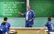 Chelsea thất bại vì 'Sarri-ball quá khó để hiểu'