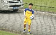 Nóng: Quang Hải gặp chấn thương trước thềm vòng loại U23 châu Á
