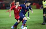 ĐT Thái Lan chốt danh sách 24 cầu thủ cho trận đấu với Malaysia và Việt Nam