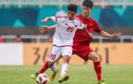 Không thể tin nổi giá trị đội hình của UAE so với Việt Nam