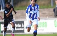 Không được ra sân ở Heerenveen, Văn Hậu tuyên bố bất ngờ