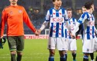 Từ chối VFF, Heerenveen làm điều bất ngờ với Đoàn Văn Hậu