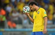 Fred - tiền đạo bị ghét nhất Brazil ở World Cup