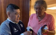 Cái chết thương tâm của huyền thoại giỏi hơn Maradona
