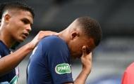 Chấn thương Mbappe được cập nhật, PSG 'run rẩy' đợi đấu Atalanta