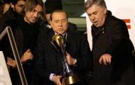 Maldini nhắn Berlusconi: 'Hãy tôn trọng người hâm mộ'