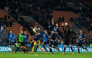 Inter ăn mừng như thể vô địch sau kỉ lục hiếm có