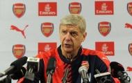 Đối thoại Arsene Wenger: Aubameyang chưa chắc ra sân