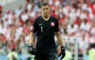 Chấm điểm Ba Lan: Thảm họa Szczesny khiến cả đội ôm hận