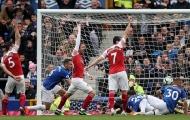 Arsenal kéo dài 'sự kinh hoàng' khi phải làm khách ở Premier League