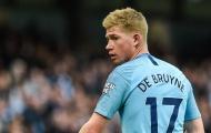 8 thống kê khó tin về Man City sau trận thắng Palace: De Bruyne và 336 ngày buồn!