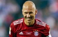Robben 'lật lọng' sau tuyên bố giải nghệ: 'Tôi không bao giờ nói không bao giờ'