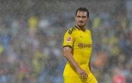 Mats Hummels tiết lộ lý do trở lại thi đấu cho Borussia Dortmund
