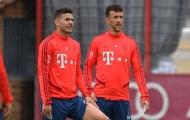 Bayern Munich đón tin vui trước cuộc đại chiến với Tottenham