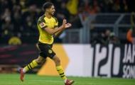 Thi đấu thăng hoa, Hakimi nhận lời khen từ đội trưởng Dortmund