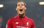 'Chưa chơi đỉnh cao lâu như Terry, Ferdinand nhưng Van Dijk là trung vệ số 1'
