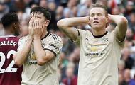 'Man Utd không có sự khẩn trương, sự bùng nổ và cả sự sáng tạo nữa'