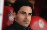 Arteta: 'Cậu ấy than vãn về vị trí thi đấu'