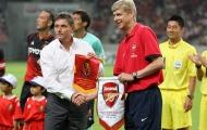 Không phải Arteta hay Emery, đây mới là người Wenger chọn để kế nhiệm mình tại Arsenal