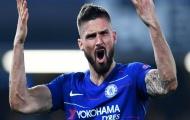 Chelsea thắng trận, Giroud bất ngờ cám ơn Tottenham