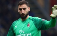 AC Milan đón tin vui từ Donnarumma