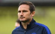 Frank Lampard mang tin vui về trụ cột trước trận gặp Tottenham