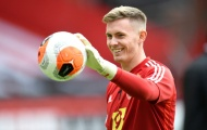 Rời Man Utd, 4 CLB 'dang tay' đón Dean Henderson