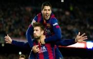 Pique tiết lộ sự thật về mối quan hệ với Luis Suarez