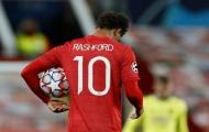 Tái phát chấn thương, Rashford đẩy Man Utd vào thế 'nghìn cân treo sợi tóc'