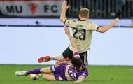 Shaw chấn thương bất đắc dĩ, HLV Solskjaer nói gì?