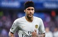 Không có bất cứ dấu hiệu nào của Neymar ở cửa hàng chính thức của PSG