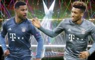 'Đôi cánh thiên thần' của Bayern đang gánh cả ĐTQG