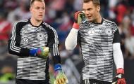 Được xoa dịu, 'kẻ thách thức' Neuer lên tiếng về mâu thuẫn trên tuyển Đức