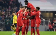 Dàn sao Bayern đồng lòng làm 1 việc sau khi hủy diệt Dortmund