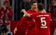 ĐHTB vòng 11 Bundesliga: 'Nhà vua' trở lại mạnh mẽ