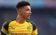 Bấp bênh chuyện tương lai, Sancho vẫn được Dortmund vinh danh