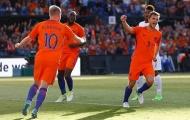 Chùm ảnh: Hà Lan đại thắng 5 sao trước Bờ Biển Ngà