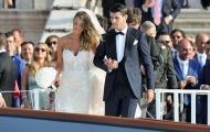 Chùm ảnh: Morata tổ chức hôn lễ cực hoàng tráng tại Venice