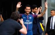 Chuyển nhượng Pháp 13/07: Có Alves, PSG tính 'cuỗm' luôn sao Man City