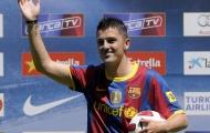 10 bản hợp đồng đắt giá nhất lịch sử Barcelona: Paulinho chung mâm Villa