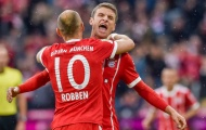 Bayern Munich 4-0 Mainz: Màn tra tấn tại Allianz Arena